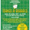 Locandina Burraco 24/10/2015