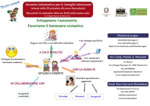 Volantino Spazio compiti DSA 2016-17