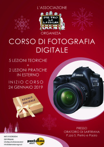 Il corso di fotografia digitale organizzato da DietroLaLavagna con PuntoFoto Merate
