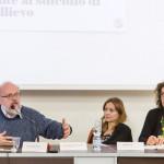 A sinistra il dott. Antonio Piotti - In centro la dott.ssa Pamela Mangiacapra - a destra il nostro Presidente Patrizia Riva