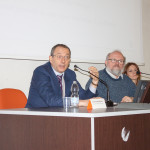 A sinistra il dott. Ottaviano Martinelli