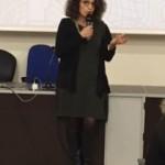 Prima conferenza 04/02/2019 - Patrizia Riva Presidente Ass. DIetoLaLavagna presenta il progetto