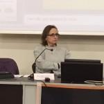 La dott.ssa Marina Zabarella